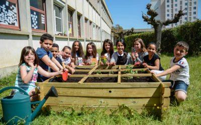 Rhône Lez Provence partenaire d'un projet pédagogique « vert »