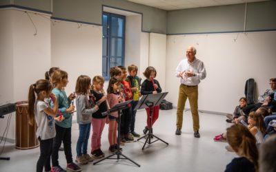 Retour en image sur l'audition des élèves de l'école de musique