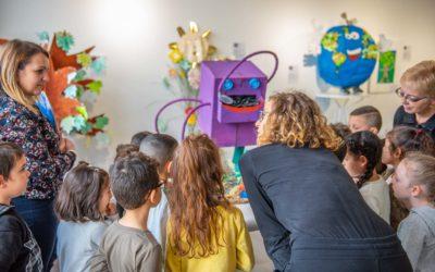 Concours de la mascotte de l'environnement : les 3 gagnants pour la sortie
