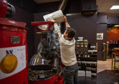 Les Comptoirs du Café