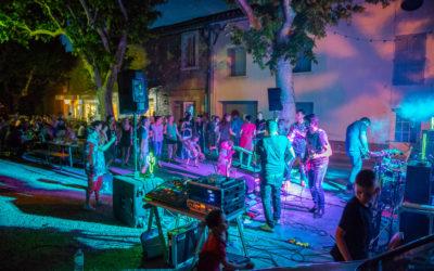 Retour en image et vidéo sur l'interco fête la musique